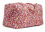 Vera Bradley Large Duffel Bag $25.50 & more