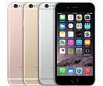 Apple iPhone 6s Plus 16GB Unlocked Smartphone $700, 64GB $799