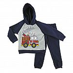 Infant & Toddler 2-pc Collection Sets Clearance $3.40