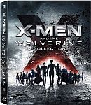 X-Men and the Wolverine Collection (Blu-ray) $19.99