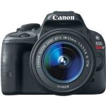 Canon EOS SL1 Digital Camera with 18-55 IS STM Lens Kit Refurbished (1-Year Warranty) $360