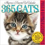 365 Cats 2015 Page-A-Day Calendar $3.74