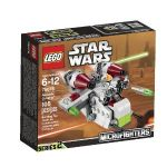 LEGO Star Wars Snowspeeder Toy, Homing Spider Droid, Republic Gunship and more $7.77/ea