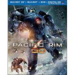Pacific Rim (3D Blu-ray + Blu-ray + DVD + Digital HD) $11.49