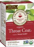 6-Pack Traditional Medicinals Organic Throat Coat, 16-Count Boxes $4