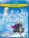 Two Disney Blu-Ray 3D Movies $30