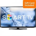 "40"" Samsung UN40H5203 Full HD 1080p 60Hz Smart HDTV + $150 Dell Promo eGift Card $398"