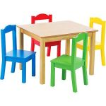 Tot Tutors Wood Table and Chair Set $69