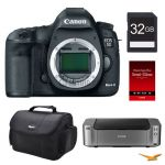 Canon 5D Mark III DSLR Camera + Printer + Accessories $2229 After Rebate and more