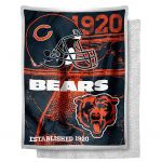 """NFL Officially Licensed Throws: 62""""x90"""" Raschel Stagger Throw or 60""""x80"""" Mink Sherpa Throw $10"""