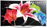 LG Electronics 55EC9300 55-Inch 1080p 3D Curved OLED TV $2350