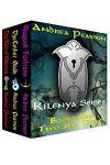 FREE Kilenya Series Books 1, 2, and 3, Kindle Edition