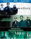 The Matrix Trilogy (Blu-ray Disc) $12