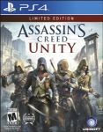 Assassin's Creed: Unity (Playstation 4 and Xbox One) $20