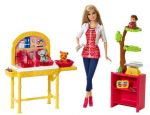 Barbie I Can Be Zoo Doctor Play Set $5