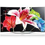 "LG 55EC9300 55"" Curved OLED Cinema 3D Smart TV 1080p $1800 and more"