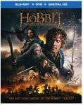 Hobbit: The Battle of the Five Armies (Blu-ray + DVD + Digital HD UltraViolet Combo Pack) $13