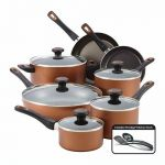 Farberware 14-pc. Nonstick Cookware Set $40