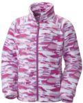 Columbia Girls Benton Springs Camouflage Fleece $21.60