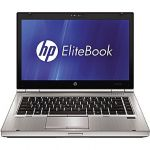 "HP EliteBook 8470P 14"" Laptop (Core i5-3320M 8GB 240GB SSD Win7Pro - Refurbished) $299"