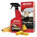 Mothers 07240 California Gold Clay Bar Car Polishes System $13
