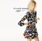 50% Off Mid Season Sale