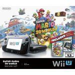 Nintendo Wii U 32GB Console Super Mario 3D World and Nintendo Land Bundle $275