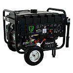 DuroStar DS4400EHF 4400W Portable Dual Fuel/Gas Generator $300