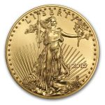 2015 1 oz Gold American Eagle Brilliant Uncirculated $1222 and more