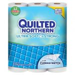 48-ct Quilted Northern Bathroom Tissue + $10 Target GC for $26