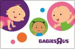 $100 Babies R US Gift Card $80