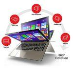 TOSHIBA 360° Rotation Ultrabook P55W-B5318 (i7-4510U 12GB 256GB SSD 1080p Touchscreen) - Refurbished $615