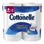 32-Roll Cottonelle Clean Care Toilet Paper $12.08