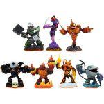 Skylanders Giants 7 Character Figure Bundle $20