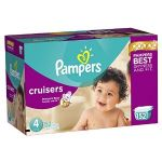 Amazon Mom: $15 GC on Pampers diapers + $3 Coupon