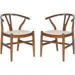 Safavieh Aramis Set of 2 Dining Chairs (3 Colors) $200