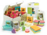 Memorial Day Sale: Post-it Treasure Chest Of Notes, 10,000 Sheets $50 (was $200) and more