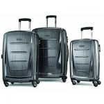 Samsonite Winfield 2 Fashion Hardside Spinner Set $245 & more
