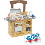 Little Tikes Outdoor BBQ Grill $34, Fisher-Price Julius Jr. Playhouse Playset $6 and more
