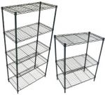 Room Essentials 5-Tier + 3-Tier Wire Shelving $60.75 w/ store pickup