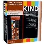 12 Count KIND Nuts & Spices, Dark Chocolate Cinnamon Pecan (1.4 Oz/each) $1.66