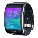 Samsung Galaxy Gear S R750A Smart Watch w/ Curved Super AMOLED Display (AT&T) Refurbished $170