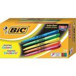 24/Pack BIC Brite Liner Highlighters $4
