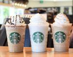 Starbucks Frappuccino Fan Flavors 16 oz. for $3 (July 3-6 2-5 p.m.)