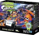Nintendo - Wii U 32GB Console Splatoon Special Edition Bundle - Black $275