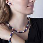 Americana 5 Piece Pearl Set in Sterling Silver $29 and more