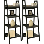Altra Metal Ladder Bookcase, Set of 2 $89