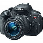 Canon T5i DSLR Camera + 18-55mm STM Lens + Pro-100 Printer $449 After Rebate