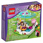 LEGO Friends Olivia's Garden Pool $8 & more