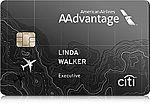 Citi® / AAdvantage® Executive World Elite™ MasterCard
